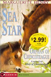 Cover of: Sea Star: Orphan of Chincoteague