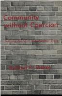 Cover of: Community without coercion | Richard P. Hiskes