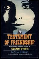 Cover of: Testament offriendship
