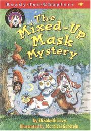 The Mixed-Up Mask Mystery by Levy, Elizabeth