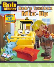 Cover of: Bob's Toolbox Mix-Up (Bob the Builder)