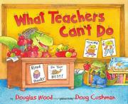 Cover of: What teachers can't do