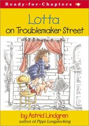 Cover of: Lotta på Bråkmakargatan