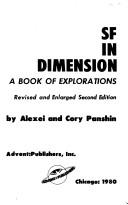 Cover of: SF in dimension