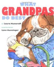 Cover of: What grandpas do best | Laura Numeroff
