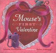 Cover of: Mouse's First Valentine