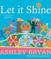 Cover of: Let it Shine: Three Favorite Spirituals