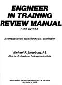 Cover of: Engineer in training review manual