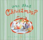 Cover of: Was that Christmas?