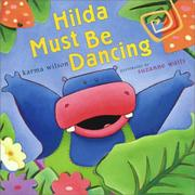 Cover of: Hilda must be dancing