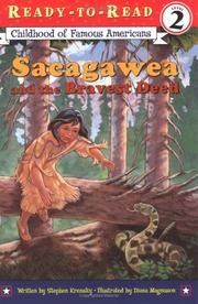 Sacagawea and the Bravest Deed by Stephen Krensky