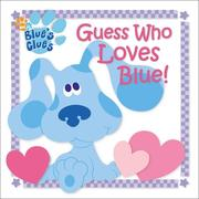 Cover of: Guess who loves Blue!