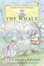 Cover of: The Whale (Ready-for-Chapters)