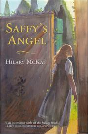 Cover of: Saffy's angel