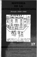 Cover of: La educación socialista