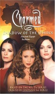 Cover of: Shadow of the sphinx