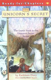 Cover of: Mountains of the moon