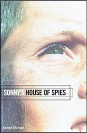 Cover of: Sonny's house of spies