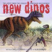 Cover of: New Dinos: The latest finds! The coolest dinosaur discoveries!