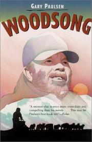 Cover of: Woodsong