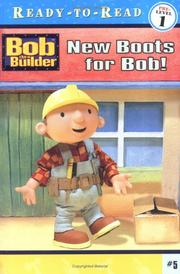 Cover of: New boots for Bob!