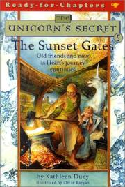 Cover of: The Sunset Gates