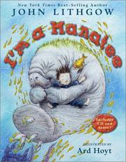 Cover of: I'm a Manatee: (Book & CD)