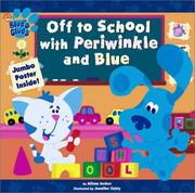 Cover of: Off to School with Periwinkle and Blue