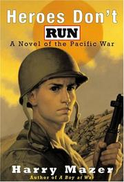 Cover of: Heroes Don't Run