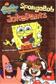Cover of: SpongeBob JokePants
