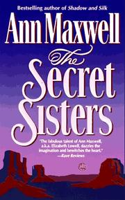 Cover of: The Secret Sisters | Ann Maxwell