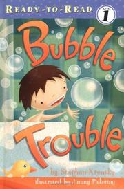 Cover of: Bubble Trouble (Ready-to-Read) by Stephen Krensky