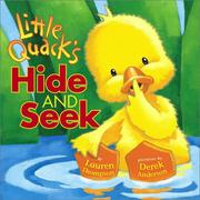 Cover of: Little Quack's Hide and Seek