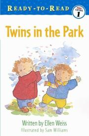 Cover of: Twins in the park | Ellen Weiss