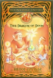 Cover of: The Dragon of Doom: Moongobble and Me (Moongobble & Me)