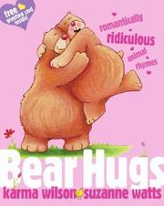 Cover of: Bear Hugs: Romantically Ridiculous Animal Rhymes