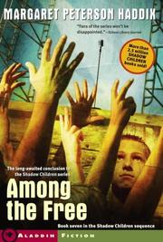 Cover of: Among the Free (Shadow Children)