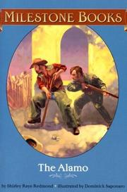 Cover of: The Alamo (Milestone Books)