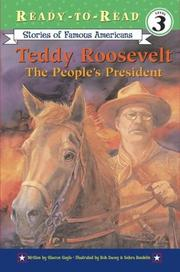 Cover of: Teddy Roosevelt | Sharon Shavers Gayle