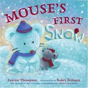 Cover of: Mouse's first snow
