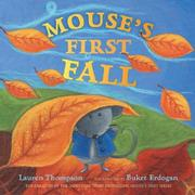 Cover of: Mouse's First Fall
