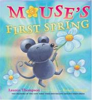 Cover of: Mouse's first spring