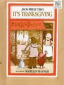 Cover of: It's Thanksgiving