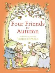 Cover of: Four friends in autumn | Jean Little