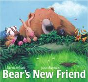 Cover of: Bear's new friend