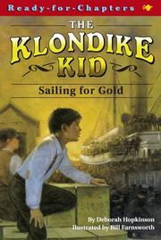 Cover of: Sailing for Gold