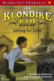 Cover of: Sailing for Gold (Ready-for-Chapters)