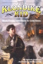 Cover of: Adventure in Gold Town (Ready-for-Chapters)