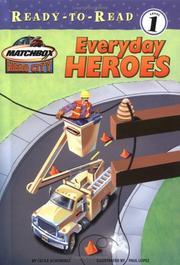Cover of: Matchbox hero-city