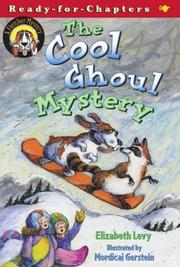 Cover of: The Cool Ghoul Mystery (Ready-for-Chapters)